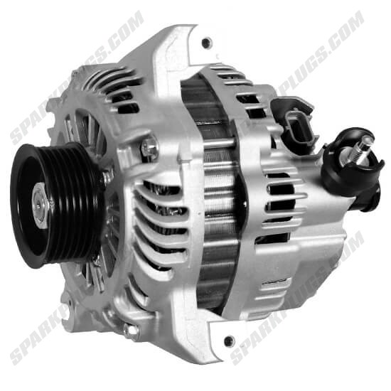 Picture of Denso 210-4308 Remanufactured Alternator