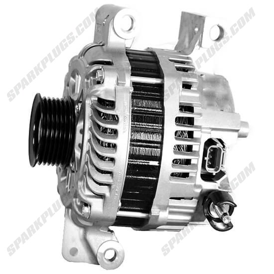 Picture of Denso 210-4310 Remanufactured Alternator
