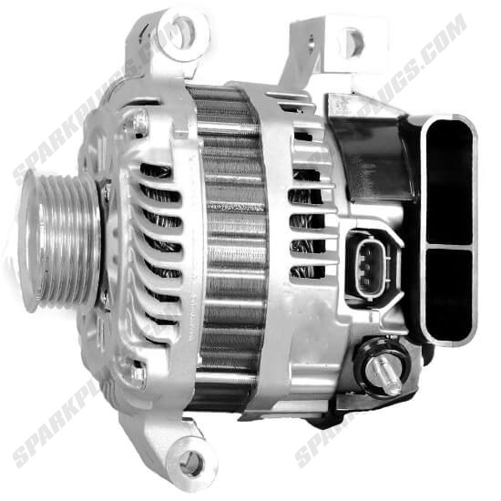 Picture of Denso 210-4312 Remanufactured Alternator