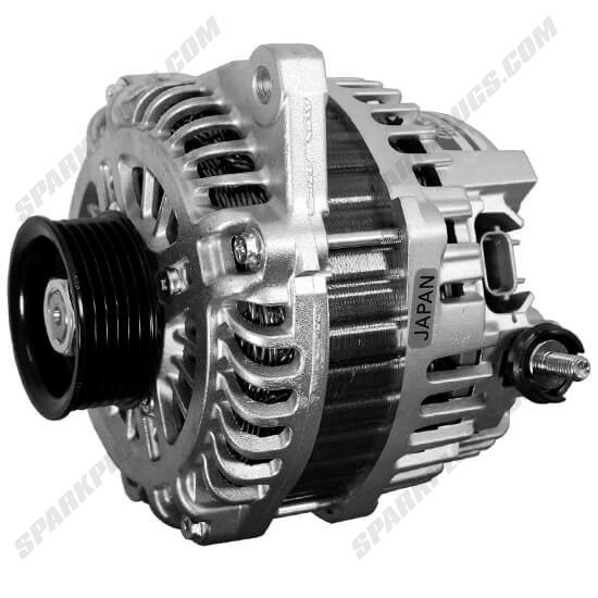 Picture of Denso 210-4321 Remanufactured Alternator