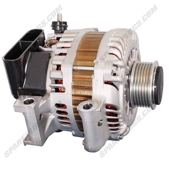 Picture of Denso 210-4332 Remanufactured Alternator