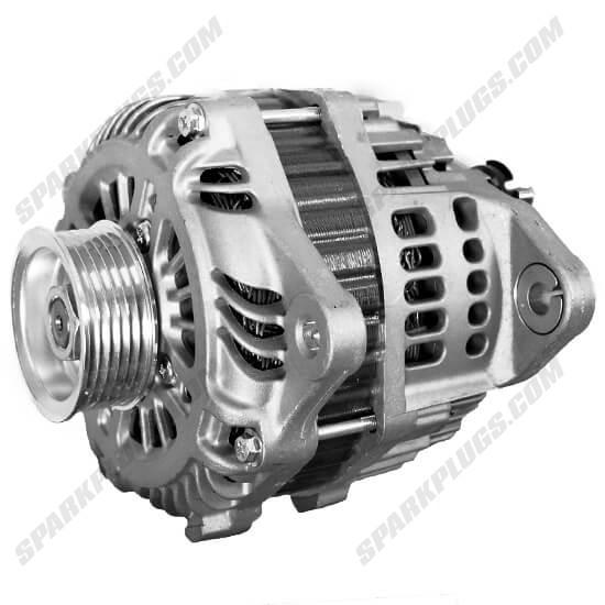Picture of Denso 210-4345 Remanufactured Alternator