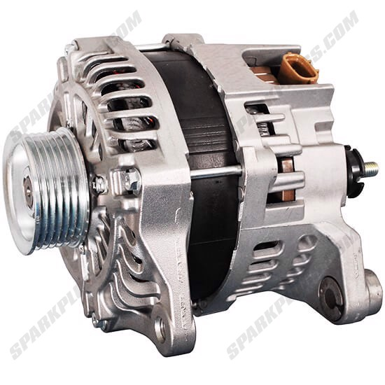 Picture of Denso 210-4346 Remanufactured Alternator