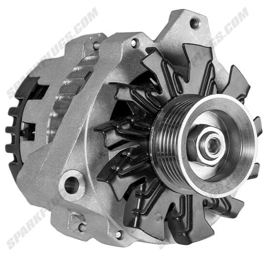 Picture of Denso 210-5102 Remanufactured Alternator