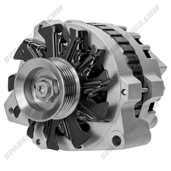 Picture of Denso 210-5104 Remanufactured Alternator