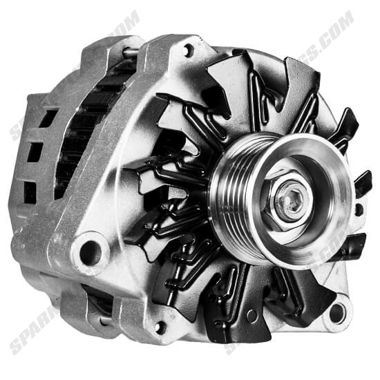 Picture of Denso 210-5106 Remanufactured Alternator