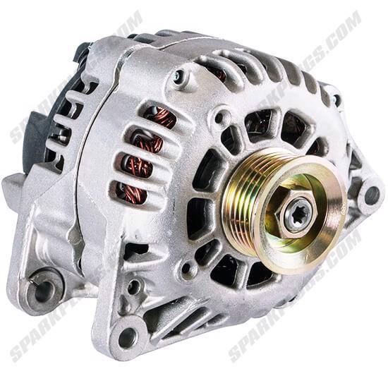 Picture of Denso 210-5114 Remanufactured Alternator