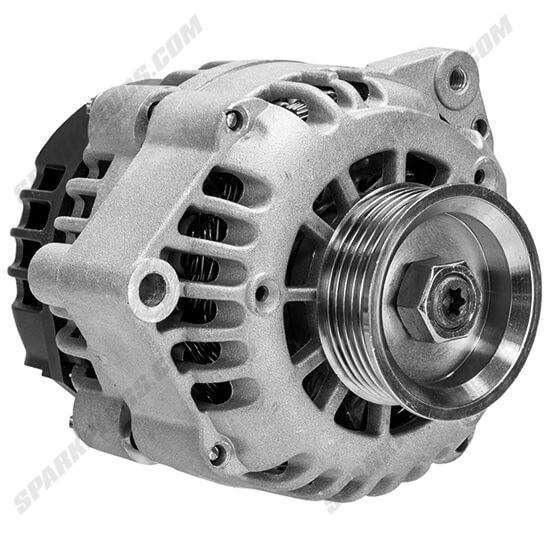 Picture of Denso 210-5115 Remanufactured Alternator
