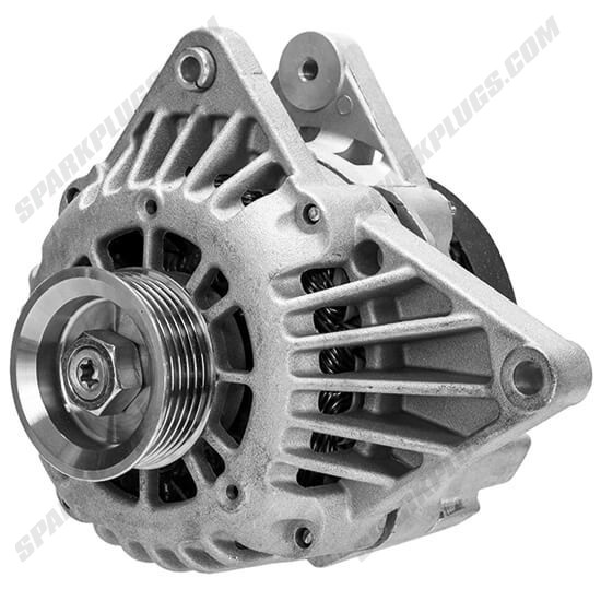 Picture of Denso 210-5118 Remanufactured Alternator