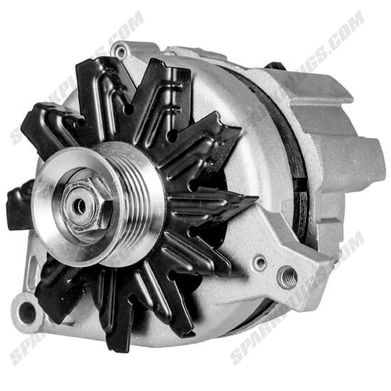 Picture of Denso 210-5122 Remanufactured Alternator