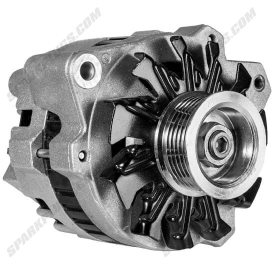 Picture of Denso 210-5127 Remanufactured Alternator