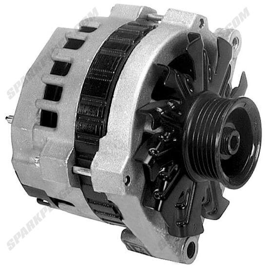 Picture of Denso 210-5129 Remanufactured Alternator