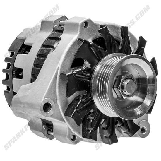 Picture of Denso 210-5130 Remanufactured Alternator