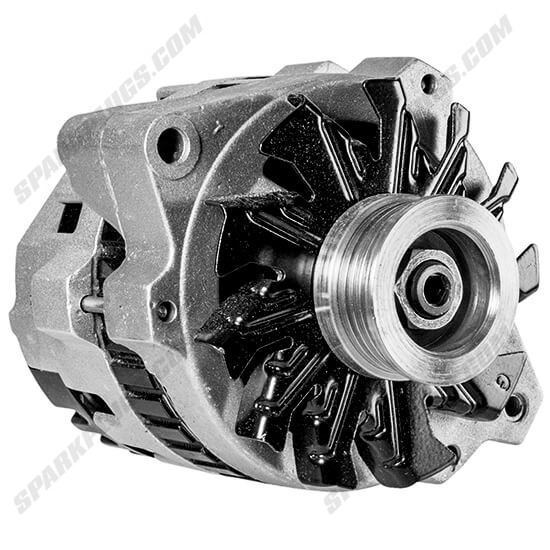 Picture of Denso 210-5137 Remanufactured Alternator
