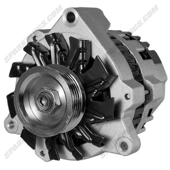 Picture of Denso 210-5141 Remanufactured Alternator
