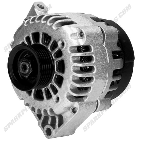 Picture of Denso 210-5160 Remanufactured Alternator