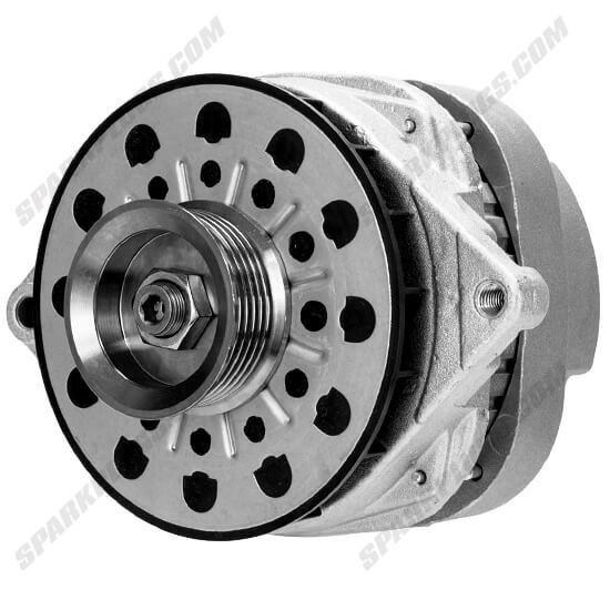 Picture of Denso 210-5184 Remanufactured Alternator