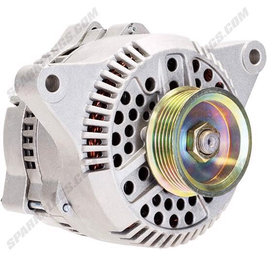 Picture of Denso 210-5196 Remanufactured Alternator
