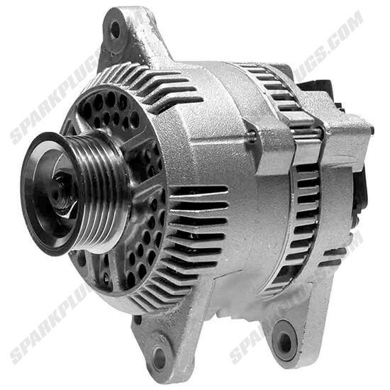 Picture of Denso 210-5201 Remanufactured Alternator