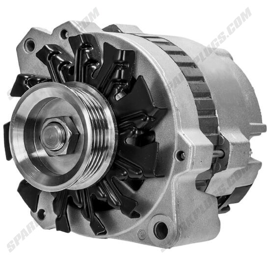 Picture of Denso 210-5232 Remanufactured Alternator