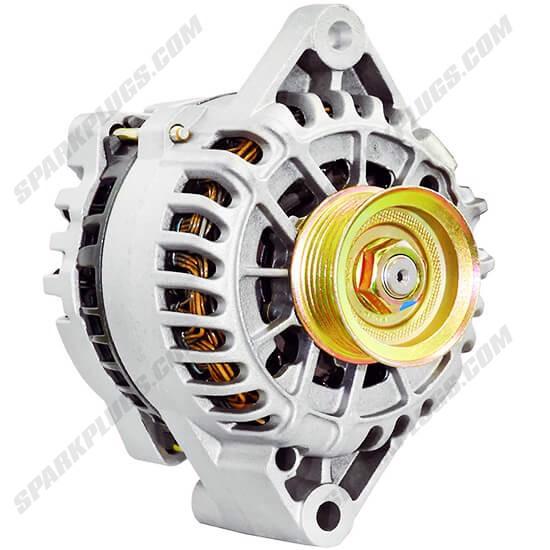 Picture of Denso 210-5345 Remanufactured Alternator