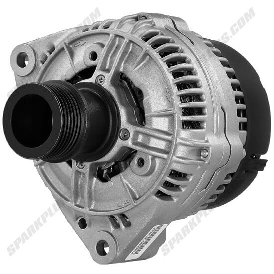 Picture of Denso 210-5392 Remanufactured Alternator