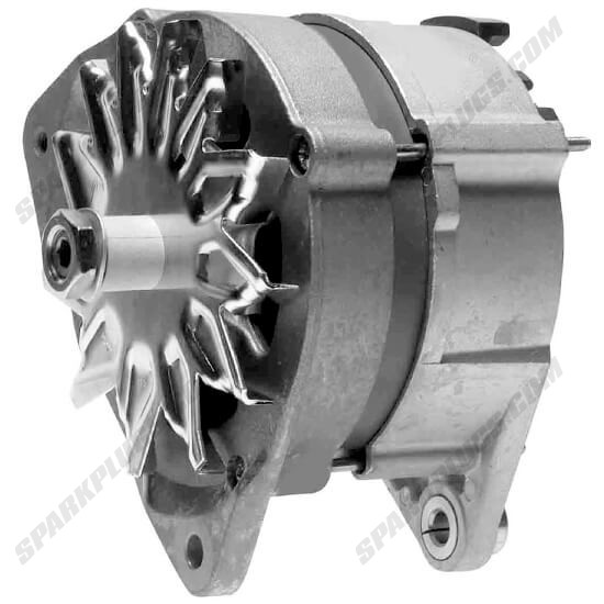 Picture of Denso 210-6107 Remanufactured Alternator