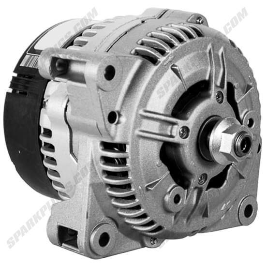 Picture of Denso 210-6117 Remanufactured Alternator