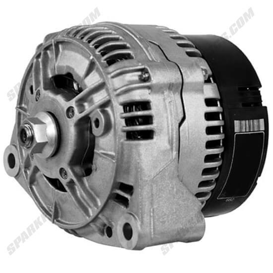 Picture of Denso 210-6121 Remanufactured Alternator