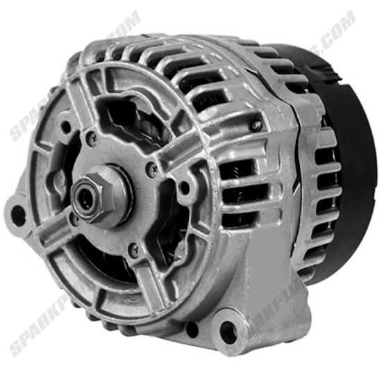 Picture of Denso 210-6122 Remanufactured Alternator