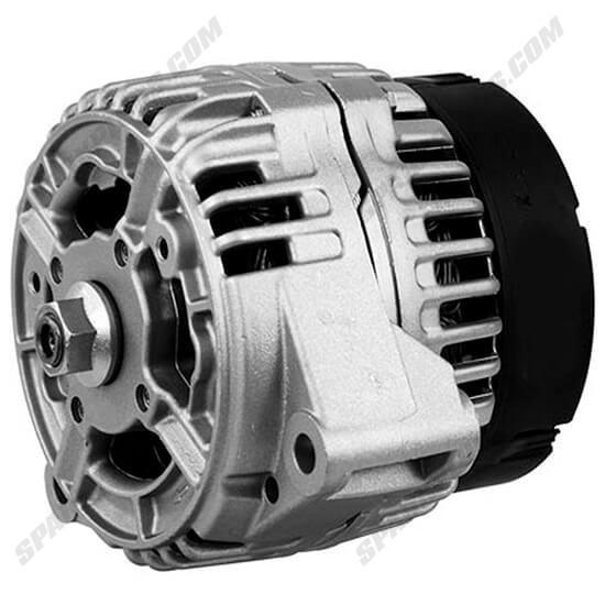 Picture of Denso 210-6123 Remanufactured Alternator
