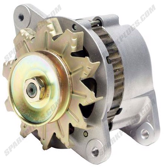 Picture of Denso 210-9004 Remanufactured Heavy Duty Alternator