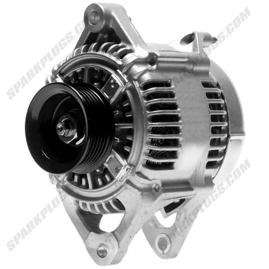 Picture of Denso 211-0126 New Alternator