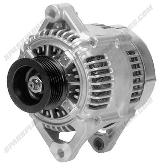 Picture of Denso 211-0137 New Alternator