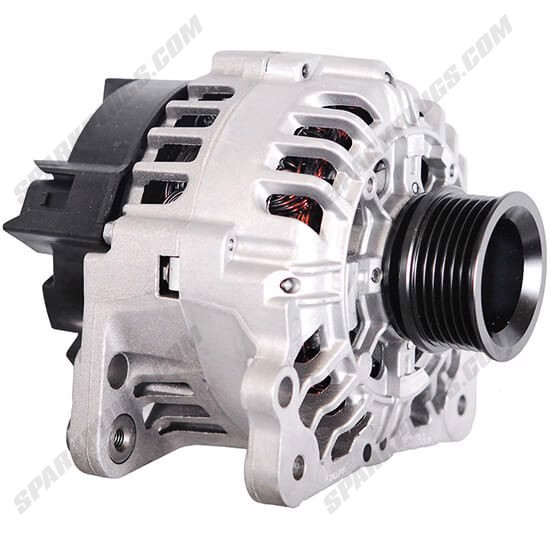 Picture of Denso 211-6001 New Alternator