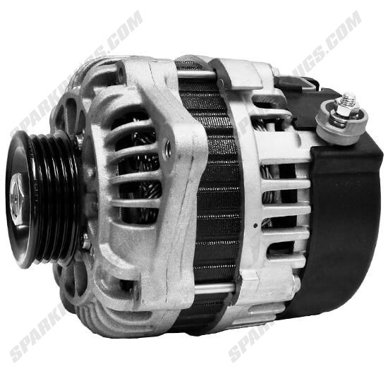 Picture of Denso 211-6006 New Alternator