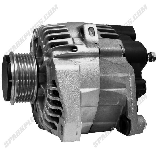 Picture of Denso 211-6014 New Alternator