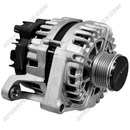 Picture of Denso 211-6022 New Alternator