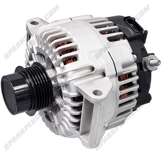 Picture of Denso 211-6026 New Alternator