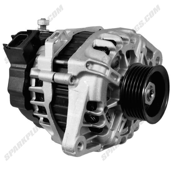 Picture of Denso 211-6035 New Alternator