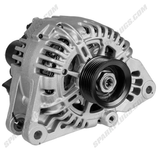 Picture of Denso 211-6038 New Alternator