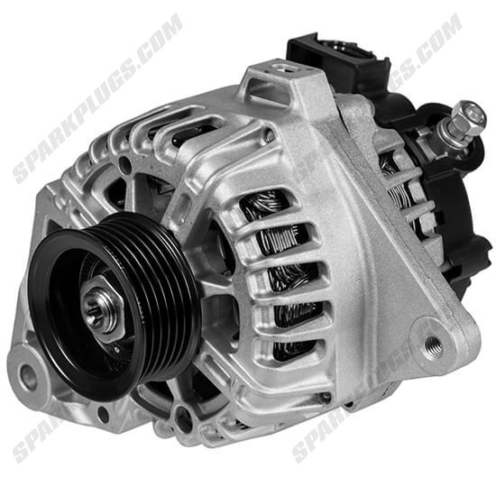 Picture of Denso 211-6039 New Alternator