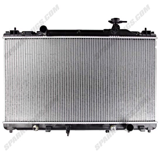 Picture of Denso 221-0506 OE Replacement Radiator