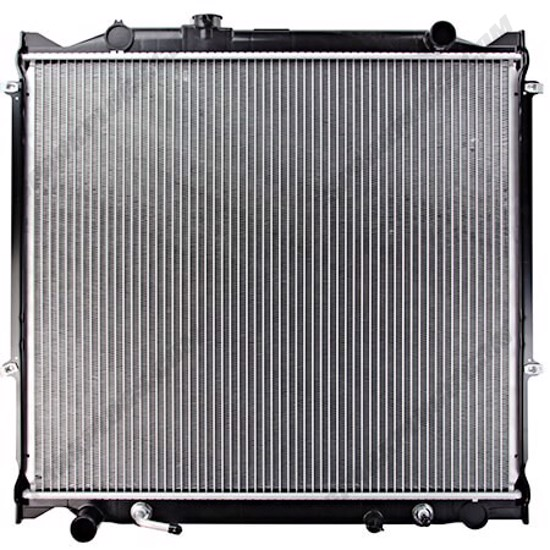 Picture of Denso 221-0508 OE Replacement Radiator