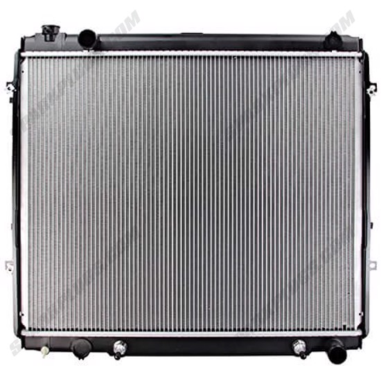 Picture of Denso 221-0517 OE Replacement Radiator