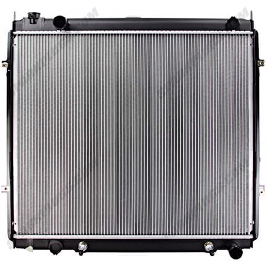 Picture of Denso 221-0518 OE Replacement Radiator