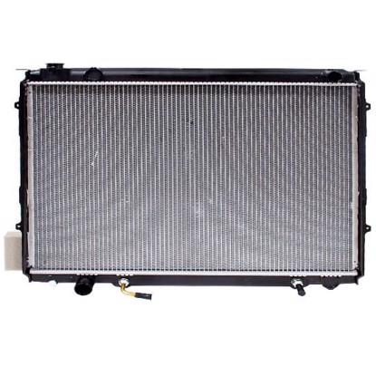 Picture of Denso 221-0519 OE Replacement Radiator
