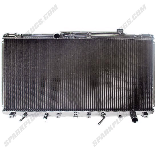 Picture of Denso 221-3100 OE Replacement Radiator