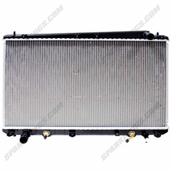 Picture of Denso 221-3101 OE Replacement Radiator
