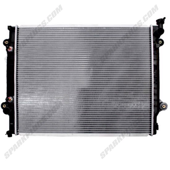 Picture of Denso 221-3139 OE Replacement Radiator